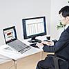 ノートパソコンスタンド(角度調整・エルゴノミクス・ノートパソコン置き台)