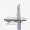 折りたたみテーブル・フォールディングデスク(ホワイト・W1500×D450)