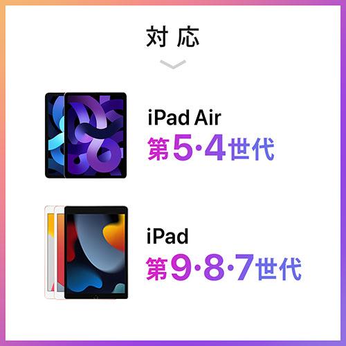 iPad・タブレットアームスタンド(ポール/支柱取付・クランプ式・7~11インチ対応)