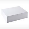 プリンタ台 卓上 収納 引き出し付き 幅50cm×奥行き41cm×高さ15cm ホワイト