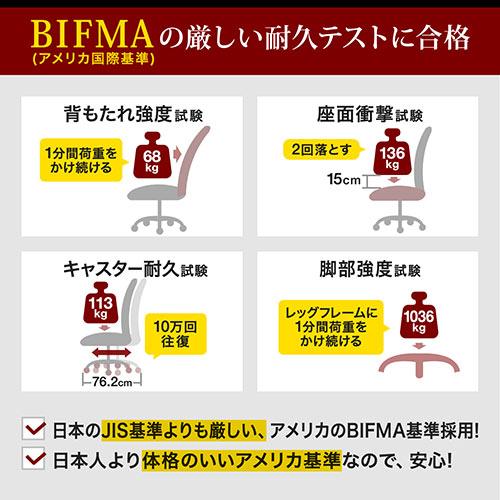 【期間限定セール】ハイバックリクライニングチェア(オットマン付き・ファブリック素材・160°リクライニング)