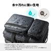 3WAYビジネスバッグ(雨に強い耐水・コスパ・通勤&出張対応1~2泊)