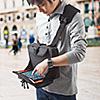 ガジェットバッグミニ(ボディバッグ・iPhone 7/6s・iPad mini 4収納&操作対応・7インチ対応)
