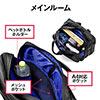 3WAYビジネスバッグ 大容量(A4・31リットル・耐水・止水ファスナー)