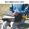 バックパック・リュックサック(ハードシェル・モバイルデスク・USB充電対応)