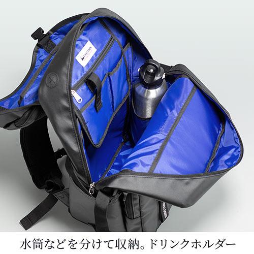 バックパック(リュック・メンズ・ビジネスリュック・A4・旅行・PCリュック・ファーストダウン・21L)