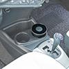 車載ホルダー用アタッチメント(スマホホルダーをドリンクホルダーに固定 吸盤固定式 スマートフォンホルダー カップホルダー対応 スマホホルダー)