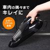 カークリーナー(シガーソケット・サイクロン方式・78W)