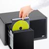 CD・DVD収納ケース(引き出し・大容量160枚収納)