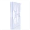DVD・CDプラケース(4枚収納/10mm厚/クリア/10個入り)