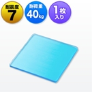 耐震マット(耐震ジェル・テレビ&パソコン対応・耐震度7・耐荷重40kg)