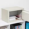 【オフィスアイテムセール】小型電子金庫(マイナンバー・セキュリティ―対策・ホテル・家庭用・テンキー・鍵式・壁掛け対応・9.9リットル)