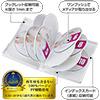 【10枚】DVDケース(10枚収納・トールケース・ホワイト)