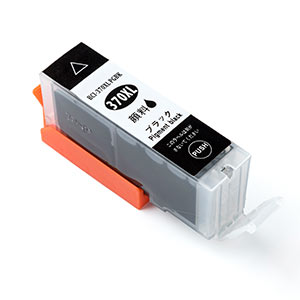 BCI-370PGBK キヤノン互換インク 顔料ブラック