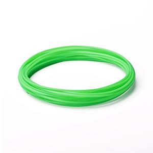 3Dプリンタ用フィラメント(ABS・緑・10m・1本×5個入り)