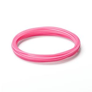 3Dプリンタ用フィラメント(ABS・ピンク・10m・1本×5個入り)