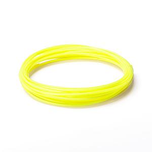 3Dプリンタ用フィラメント(PLA・黄色・10m・1本×5個入り)
