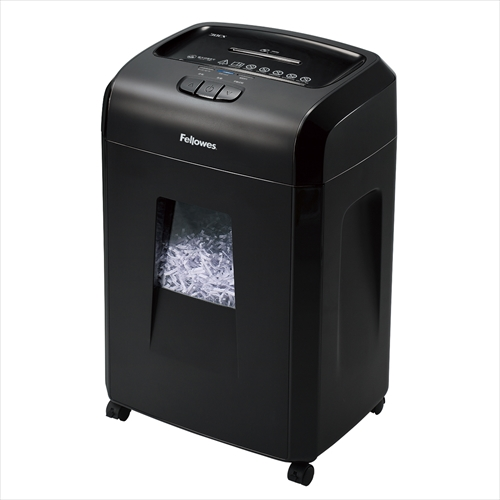 30CX フェローズ電動シュレッダー(業務用・クロスカット・18枚細断・連続30分使用・CD/DVD・カード対応)