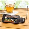 iPhone 7・SE・6s Plusワンセグチューナー(録画機能・バッテリー内蔵・高感度ロッドアンテナ・iPad mini・iPad Air対応)
