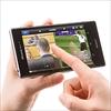 iPhone&Androidワンセグチューナー(無線・録画対応・高感度ロッドアンテナ&据え置きアンテナ付属)