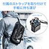 完全ワイヤレスイヤホン(Bluetoothイヤホン/True Wireless・防水IPX4・充電ケース付)