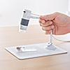 USBマイクロスコープ(最大250倍・デジタル顕微鏡・Zoom・Skype・テレワーク・在宅勤務)