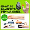 【テレワーク応援クーポン対象】エルゴマウス(エルゴノミクス・人間工学・腱鞘炎予防・ワイヤレス・ブルーLED・6ボタン・DPI切替)