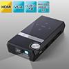 モバイルプロジェクター(HDMI・VGA・microSD・USBメモリー対応)