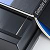 A3ブックスキャナー(フラットベッド・CCDセンサー・高速読み取り、専用ソフトplustek付属)