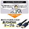 HDMIケーブル 20m(イコライザ内蔵・フルHD対応・バージョン1.4準拠品)