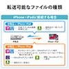 iPhone・iPad USBメモリ 128GB(USB3.1 Gen1・Lightning対応・MFi認証・iStickPro 3.0・シルバー)