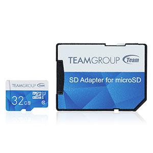 microSDHCカード(32GB・Class10・UHS-I対応・高速データ転送・SDカード変換アダプタ付き)