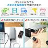 【テレワーク応援クーポン対象】AC/USB出力対応モバイルバッテリー(大容量・飛行機持込可・65W・ノートパソコン・コンセント・83.22Wh)