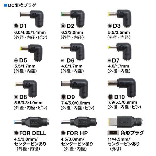 【テレワーク応援クーポン対象】ノートパソコン用モバイルバッテリー(大容量19080mAh・DC出力対応・PD60W対応・DCプラグ付き・日本メーカー製リチウムイオン電池・PSE適合)