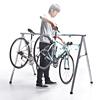 ロードバイクスタンド(自転車スタンド・サドル引っ掛け式・5台用)