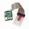 Raspberry Pi用ブレッドボード接続T型基板キット(Pi 3 Model B/Pi 2 Model B/Pi Model B+対応・GPIO拡張キット・ケーブル付)