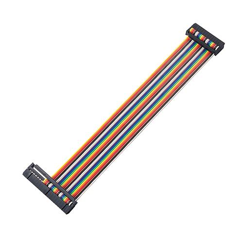 Raspberry Pi用40pin - 26pin・GPIO変換ケーブル(Pi 3 Model B/Pi 2 Model B/Pi Model B+対応・20cm)