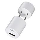 【わけあり在庫処分】USB-ACアダプタ Paleta de Colores(ホワイト・Blanco)