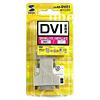 DVIアダプタ(変換・DVI29pinメス-ミニD-sub15pinオス)