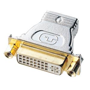 HDMI DVI中継アダプタ