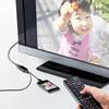 HDMI-microUSB変換アダプタ