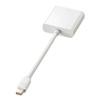 Mini DisplayPort-HDMI変換アダプタ