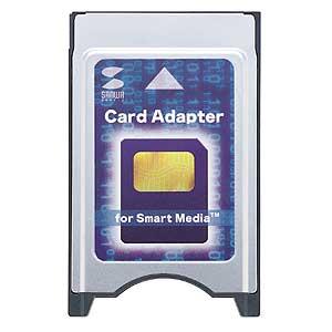 メディア スマート メモリーカードが消えていく法則とは? 去り行くスマートメディアの挽歌