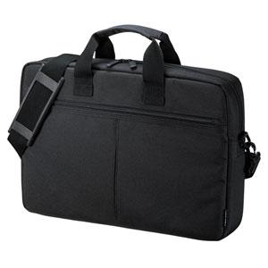 PCインナーバッグ(15.6型ワイド・ブラック)