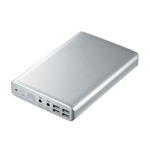 モバイルバッテリー(ノートパソコン・50000mAh・大容量・4ポート)