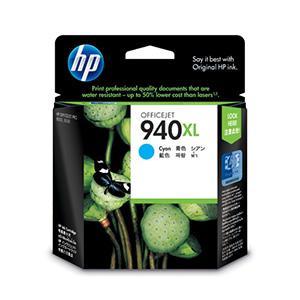HP C4907AA HP940XLインクカートリッジ シアン【返品不可】