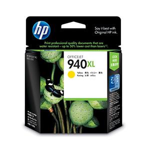 HP C4909AA HP940XLインクカートリッジ イエロー【返品不可】