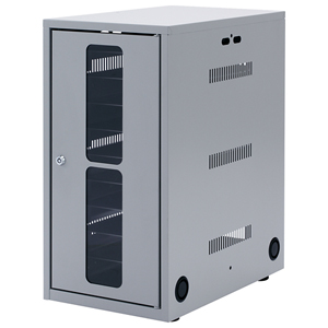 タブレット・スレートPC収納保管庫(省スペースタイプ・10台用)