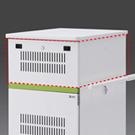 タブレット収納保管庫用追加収納ボックス(22台収納タイプ用)