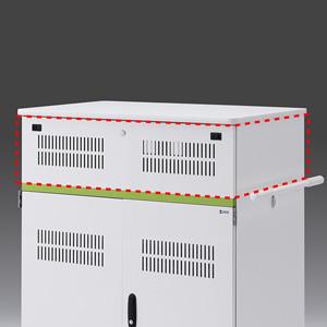 タブレット収納保管庫用追加収納ボックス(44台収納タイプ用)